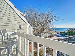 NEW! Cape Cod Casa w/Ocean View + Pvt Beach Access