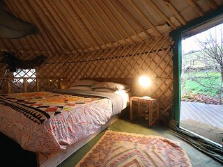 Hapus Yurt Luxury Yurts & Barn