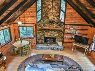 MTN Home Close to ASHEVILLE w/all the amenities