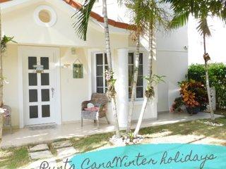 Villa Caracol. Ideal Families. Playa Bavaro. Punta Cana