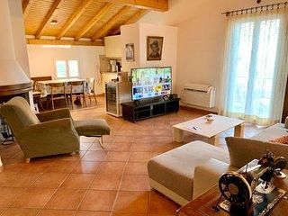 Comano (Lugano) - Casa di vacanza 2-1/2 locali