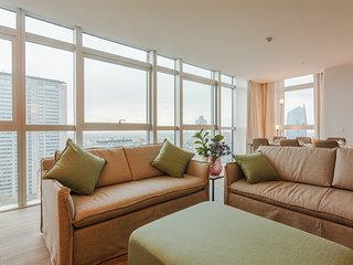 Galfa 204 - Gorgeous 20th floor apartment, perfect view