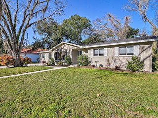 NEW! Modern Family Home - Explore Tampa + Beaches!