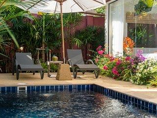 2 Bedroom Presidential Suite In Phuket Beach Resort with Freebie's for Rent