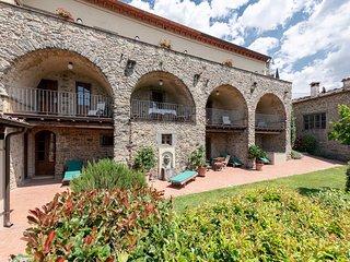 LUXURY TUSCAN VILLA, Villa Terrazzo, Bagni Di Lucca LUCCA