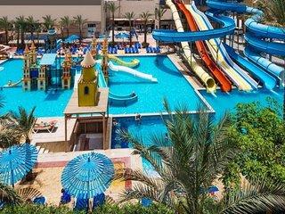Spa Retreat With Aqua Park Next To Private Beach