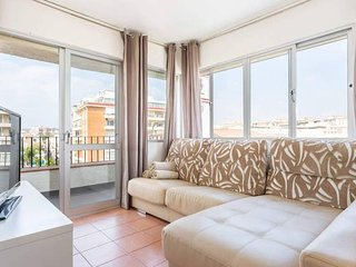 Apartment Constitucion with Panoramic center views