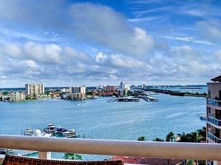 Belle Harbor 1105M Fabulous Luxury 11th Floor View at Belle Harbor