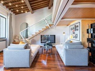 Antinori Panoramic Luxury Loft central district