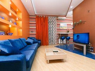 One bedroom. 3 Baseina str. Arena City. Besarabka