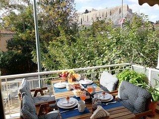 Parthenon View apt