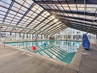 Family-Friendly Branson Condo w/ Indoor Pool!