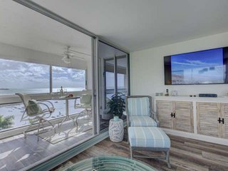 Palm Bay on Private Beach w/Private Access,  Full Beach Views from 7th Fl,  Pool