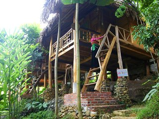 HOME STAY: Triple room with amazing views