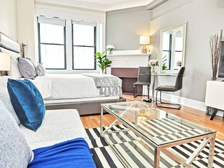 Evon - Downtown Boston - Gorgeous Studio Apt Near Subway