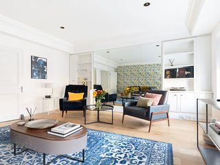 The Marble Arch Escape - Bright & Modern 2BDR Apartment