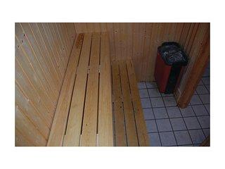 Beautiful home in Sjølund w/ Sauna, WiFi and 3 Bedrooms (F02068)