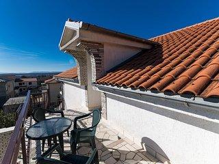 Jadranovo Apartment Sleeps 3 with Air Con - 5826154