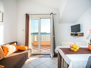 One bedroom apartment with balcony (Kaja A2)