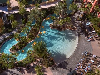 Club Wyndham Bonnet Creek Resort, 2 Bedrooom