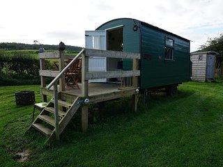 Shepherd's Hut * Westcote
