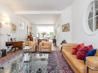 Elegant 5 BRM Victorian House & Garden, Richmond/London : ideal for families