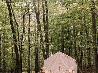 Tentrr - Hillside Camp in Southern Vermont