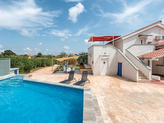 Stunning home in Radeki Glavica w/ WiFi, 1 Bedrooms and Outdoor swimming pool (C