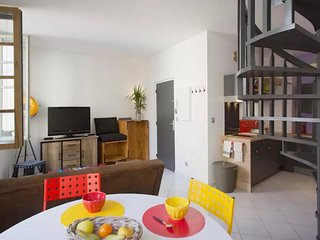 Amazing apt in Toulon & Wifi