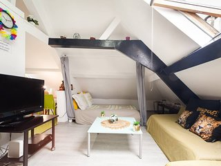 Amazing apt in Bruxelles & Wifi