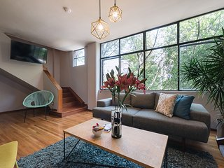 Wonderful and cozy apartment in great Condesa