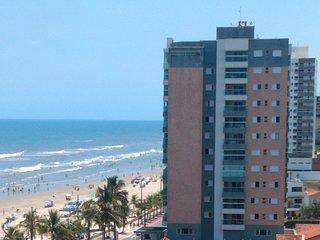 Apartamento para temporada na praia