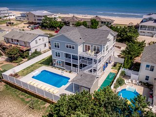 Ruff Life | 320 ft from the beach | Dog Friendly, Private Pool, Hot Tub