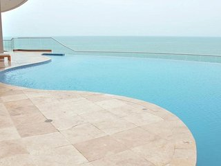 Apartment in exclusive area with fantastic sea view!