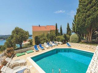Apartment Viva la Vita - Two-Bedroom Apartment with Private Pool and Sea View