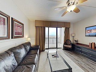 New Listing! Lovely Modern Condo w/ Balcony - Walk to Riverfront Park