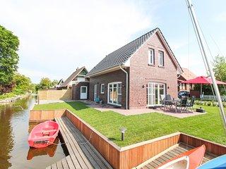 Exklusives Ferienhaus 'Auf hoher See' - Großes Meer, Ostfriesland