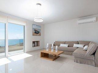 Beachfront Villa Delfini 4 Kalamaki Southcoast Heraklion Crete