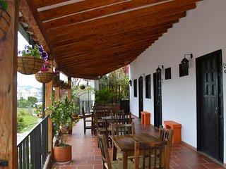 Balcones de la Casona Hostel