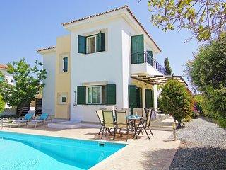 Cyprus Holiday Villa GALENE Profile