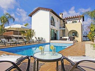 Cyprus Holiday Villa REGINA Profile