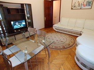 One bedroom. 29 Khreshchatyk str. Arena City