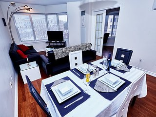 Furnished 1BR Suite at 50 Laurier, Heart of Ottawa