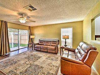 NEW! San Antonio Family Home: Shop, Dine, Explore!
