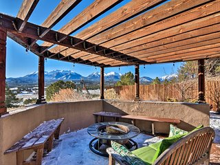 NEW! Mountainside Paradise Central to Salida & BV!