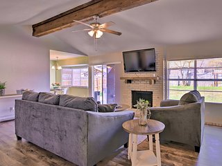 NEW! Charming San Antonio Home: 5 Mi to Med Center