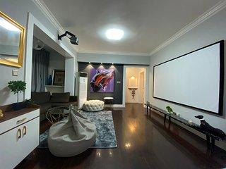 Luxury 2 Bedrooms in the Jingan Center of Shanghai