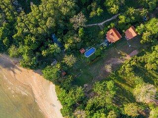 Piman Pu Private Pool Villa with service on Luboh Beach