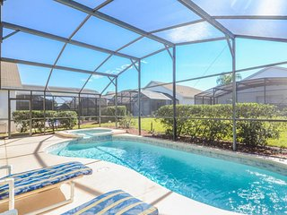 3BR Pool Home-Windsor Palms Resort only 3 miles from Disney