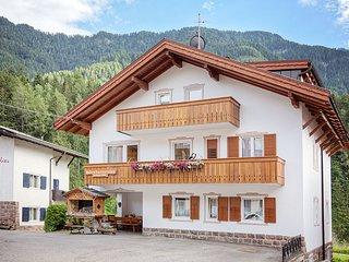 Fehrienwohnung in den Dolomiten